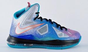 "Nike Lebron X ""Pure platinum"" 541100-008 (1)"