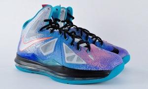 "Nike Lebron X ""Pure platinum"" 541100-008 (2)"