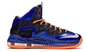 """Nike Lebron X P.S. ELITE """"Superhero"""" 579827-400 (1)"""