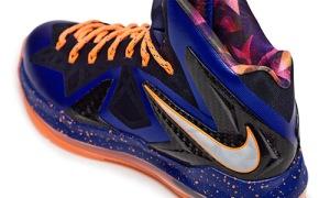 """Nike Lebron X P.S. ELITE """"Superhero"""" 579827-400 (2)"""
