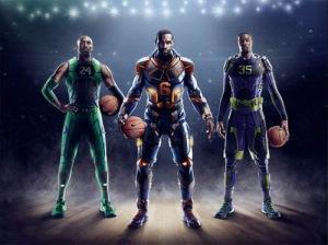 """Nike Lebron X P.S. ELITE """"Superhero"""" 579827-400 (5)"""