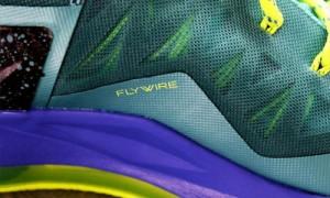 Nike Lebron X P.S. ELITE Sport Turquese 579827-300 (2)