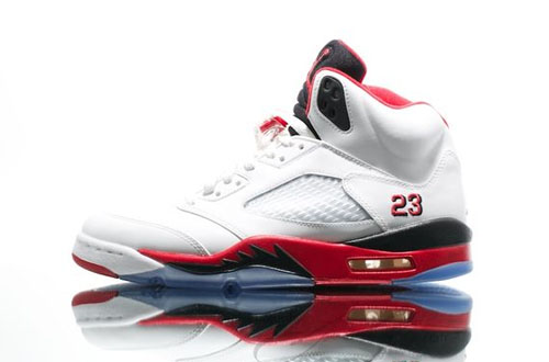 Air Jordan 5 Retro Fire Red(1)