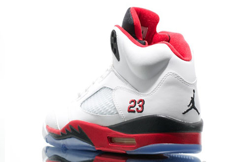 Air Jordan 5 Retro Fire Red(3)