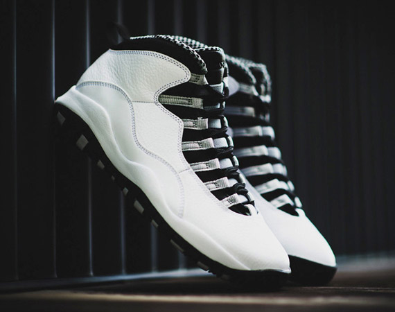 Air Jordan 10 Retro Steel(1)
