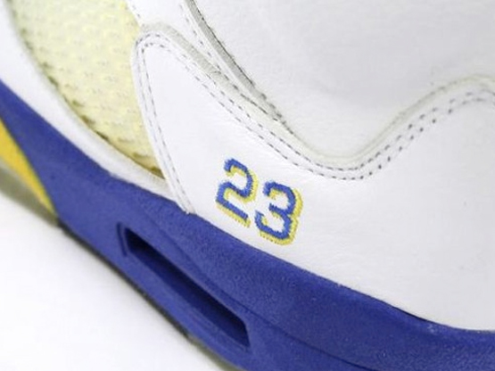 Air Jordan 5 Retro Laney(2)