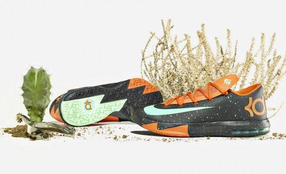 Nike KD VI Texas(1)