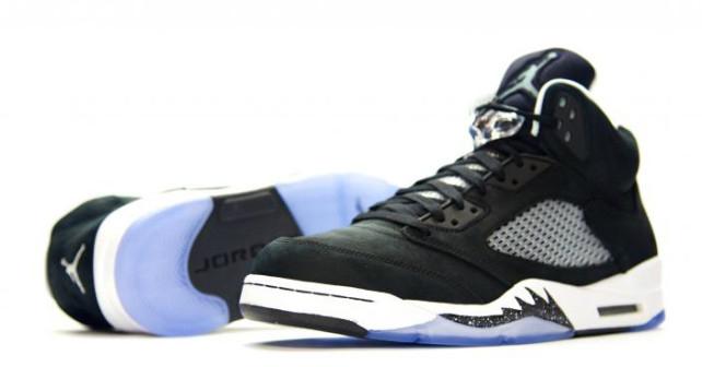 Air Jordan 5 Oreo(1)