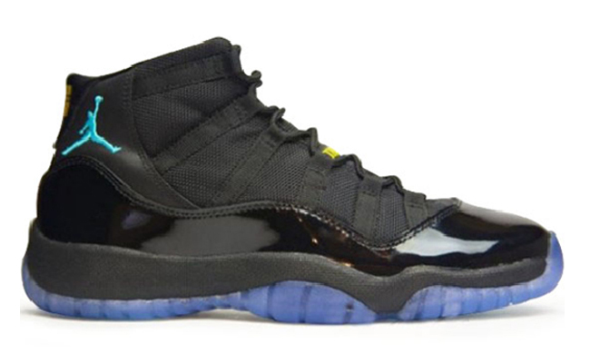 Air Jordan 11 Gamma Blue(1)