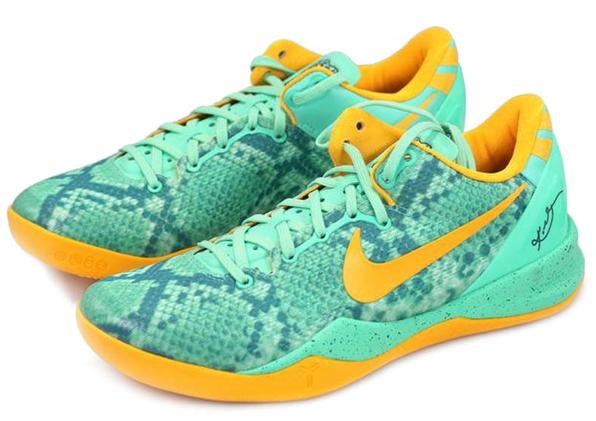 Nike Kobe 8 Green Glow 3