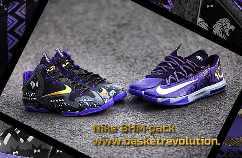 Nike BHM Pack