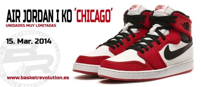 Jordan 1 KO