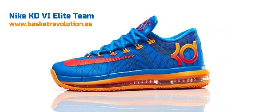 Nike KD VI Elite Team