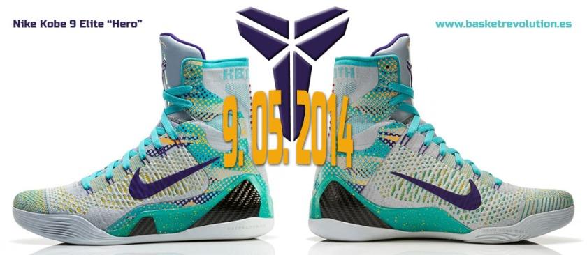 Nike Kobe 9 Elite Hero