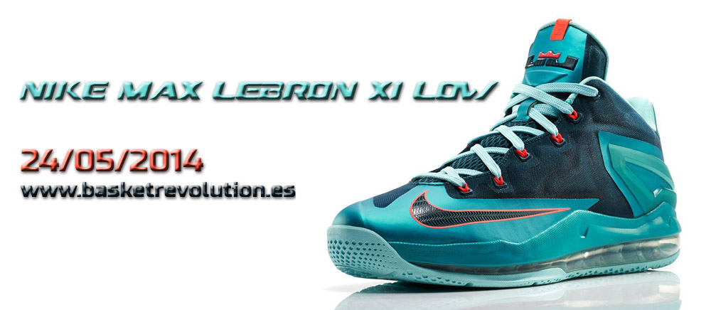 sneakers for cheap b2955 04ab2 ... netherlands nike max lebron xi low 76380 544f2