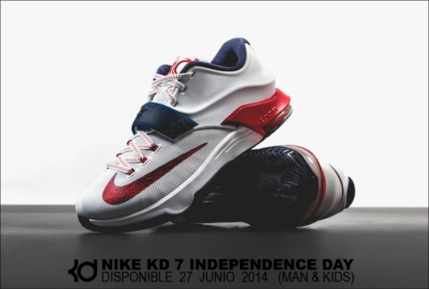 Nike-KD-7-Independence-Day-News