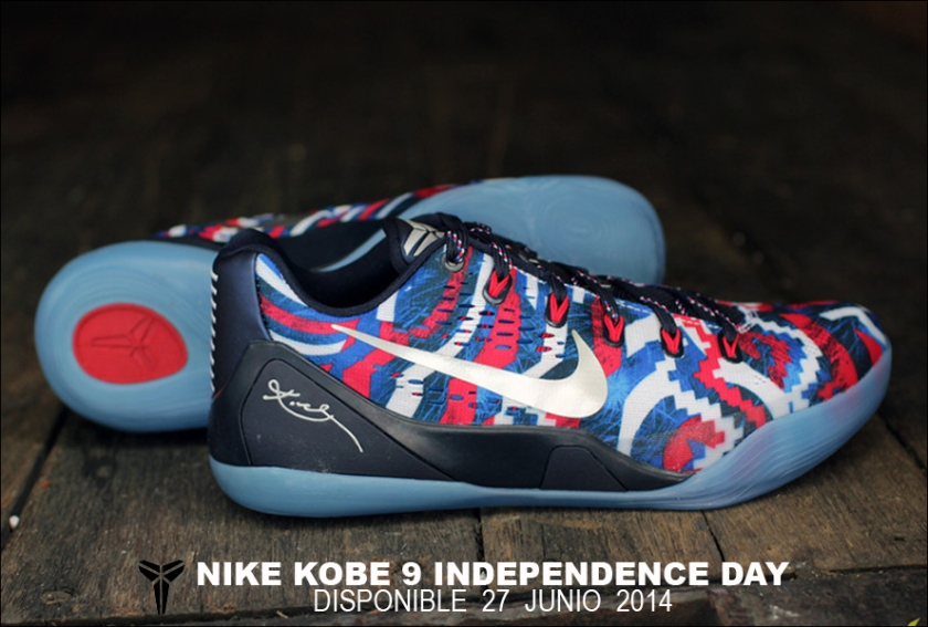 Nike-Kobe-9-Independence-Day-News