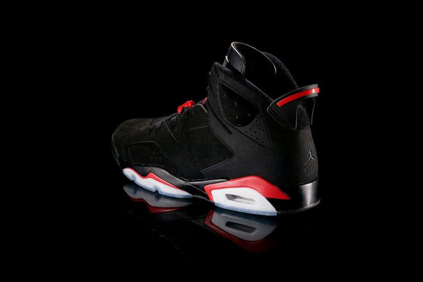 """Air Jordan VI """"Black Infrared"""""""