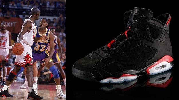 """Air Jordan 6 """"Black Infrared"""""""