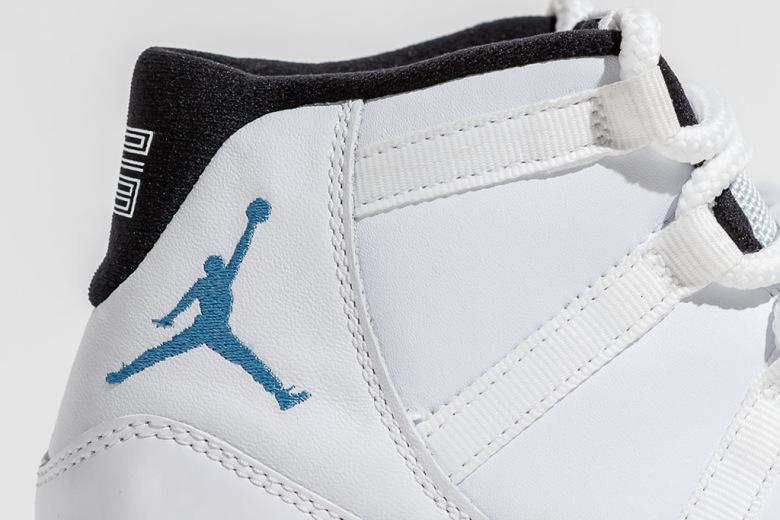 """Air Jordan XI Retro """"Legend Blue"""""""