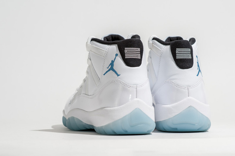 "Air Jordan XI Retro ""Legend Blue"""