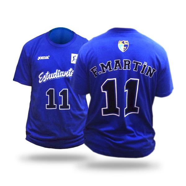 Camiseta F. Martín