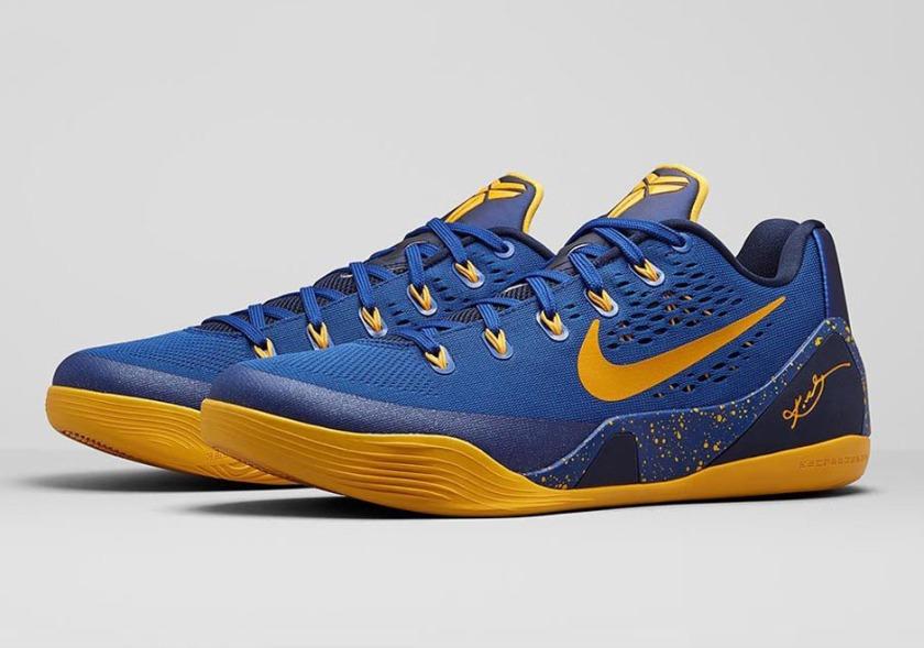 "Nike Kobe 9 ""Gym Blue"""