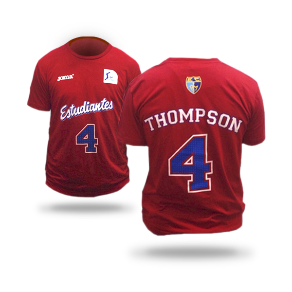 Camiseta Thomson