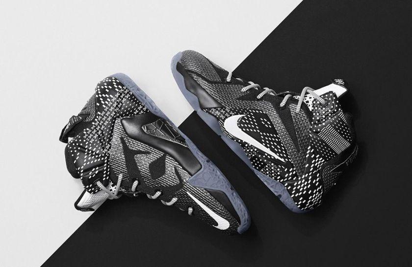 Nike Lebron 12 BHM