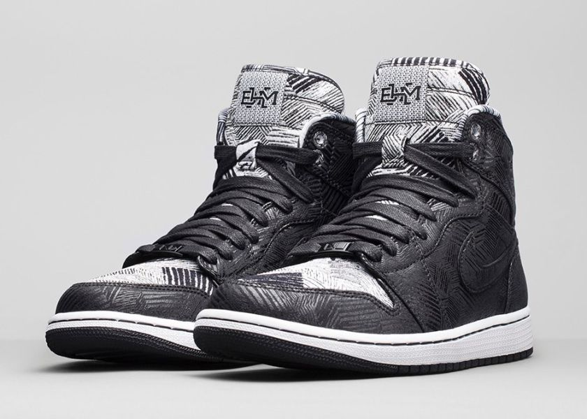Air Jordan Retro High BHM