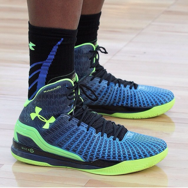 Tenis Under Armour Basketball 2016