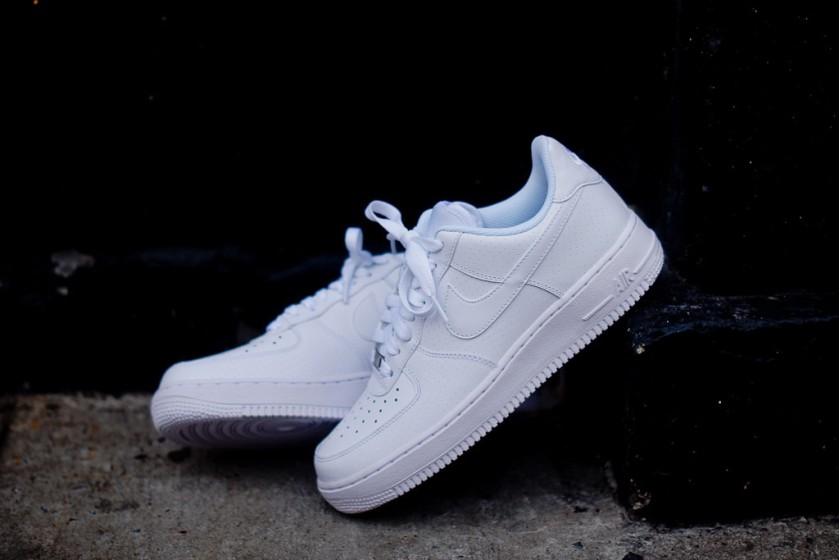 Nike Air Force One Low White/White