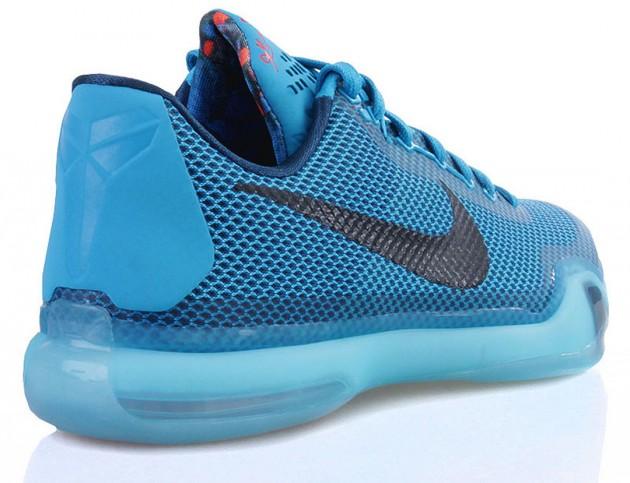 """Nike Kobe X """"Blue Lagoon"""""""