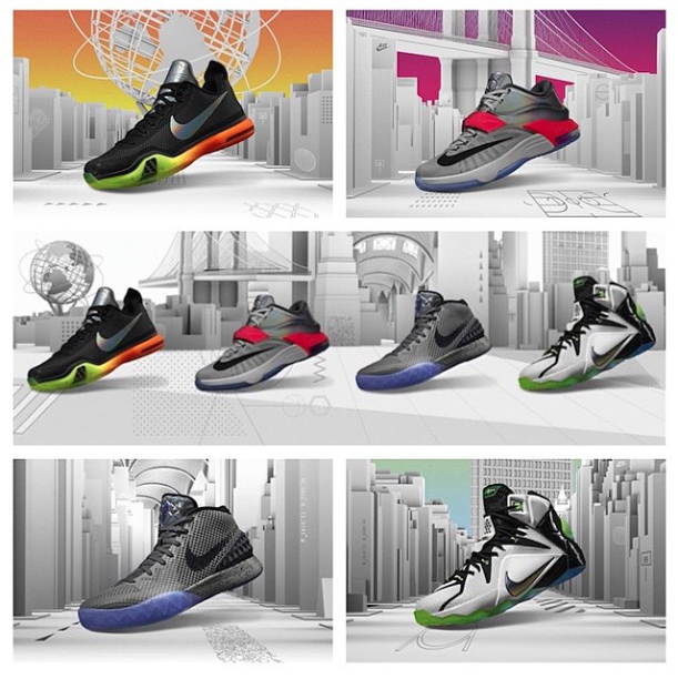 Nike New York Collection 2015