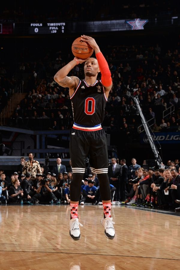 "Adidas D Lillard 1 ""All-Star"""