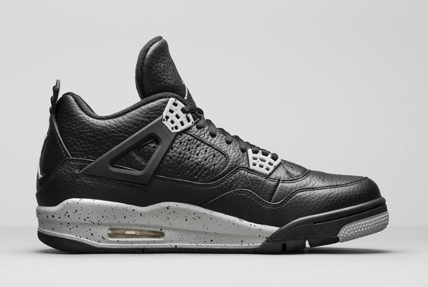 "Air Jordan IV Retro ""Tech Grey"""