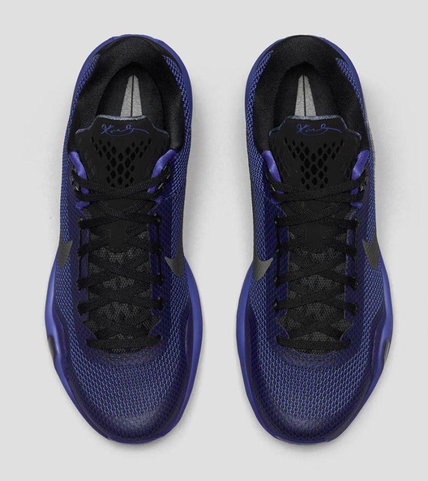 """Nike Kobe X """"Blackout"""""""