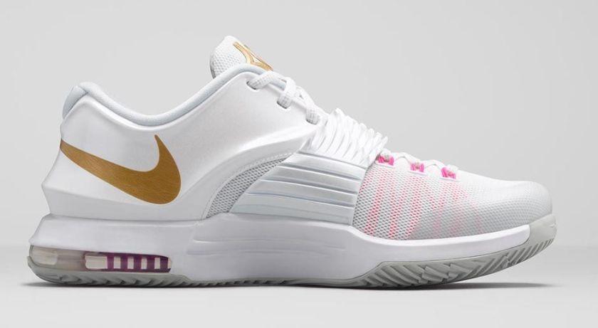 "Nike KD 7 ""Aunt Pearl"""