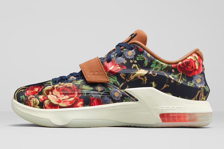 "Nike KD 7 ""Floral"""