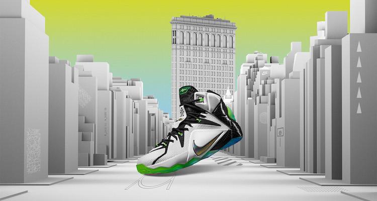 """Nike Lebron 12 """"All-Star"""""""