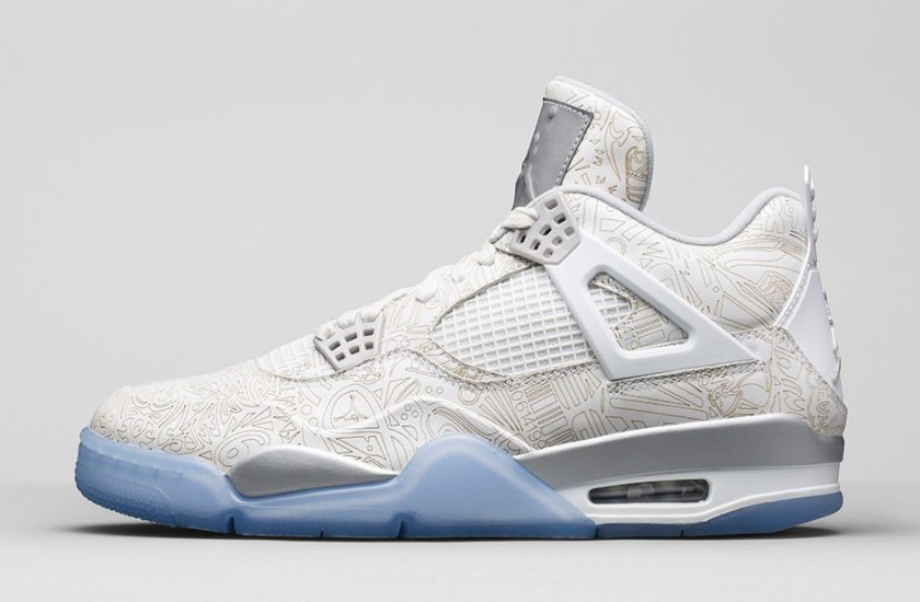 "Air Jordan IV Retro ""Laser"""