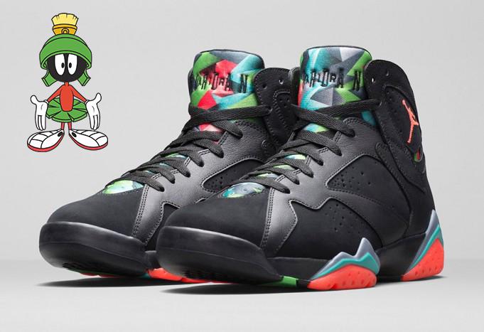 "Air Jordan VII Retro ""Marvin The Martian"""
