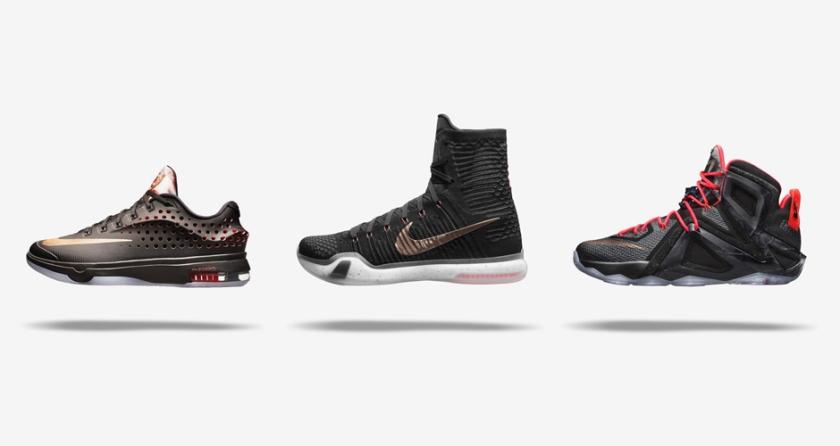 Colección Elite 2015 de Nike Basketball
