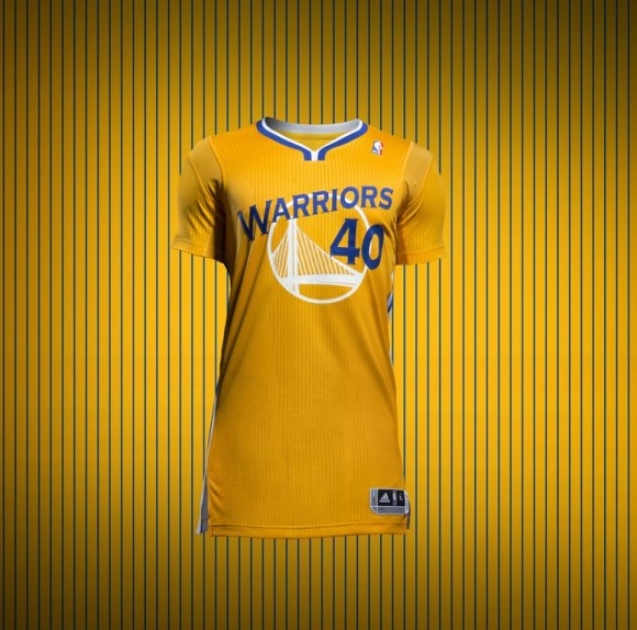Camiseta Réplica Warriors