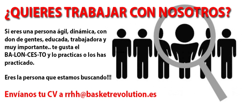 ¡Únete a Basket Revolution!