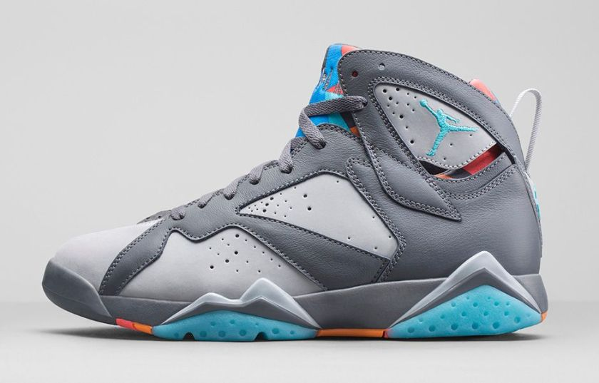 "Air Jordan VII Retro ""Barcelona Days"""