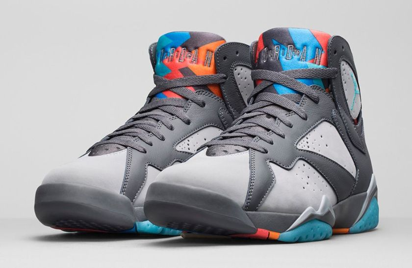 "Air Jordan VII Retro ""Barcelona Day"""