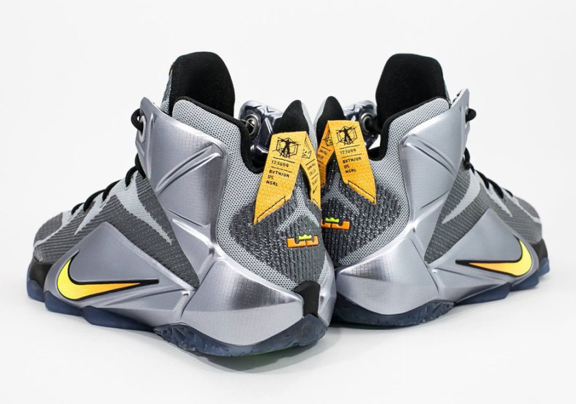 "Nike Lebron XII ""Flight"""