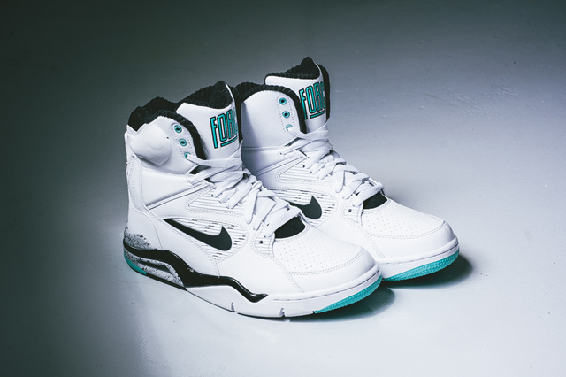 "Nike Air Command Force ""Emerald"""