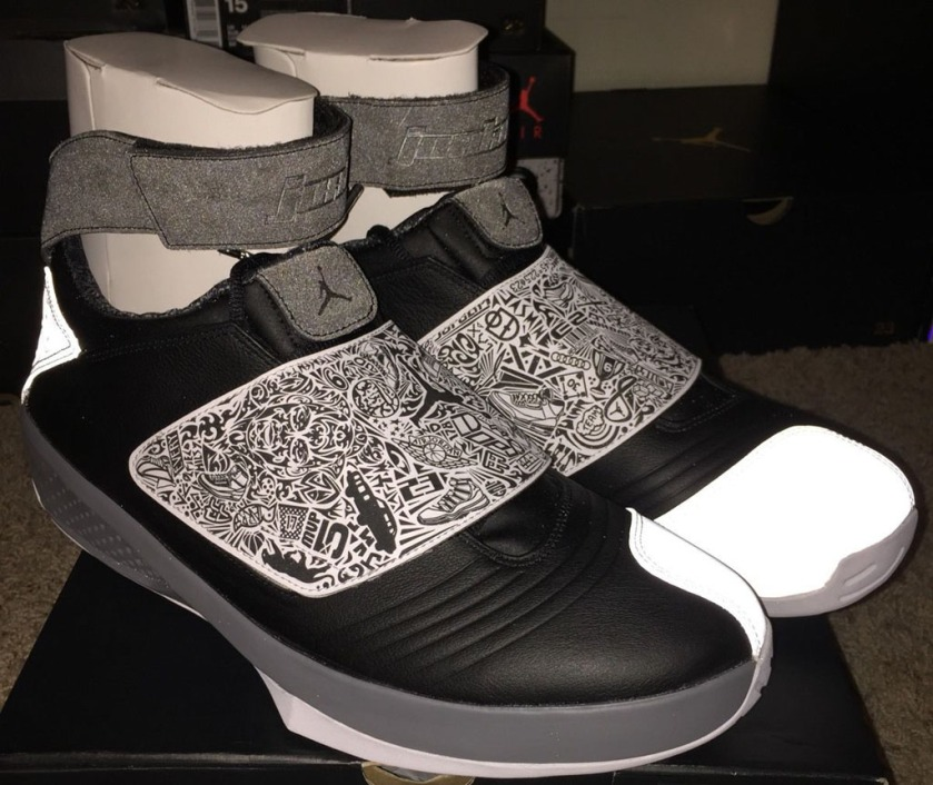 "Air Jordan XX ""Playoff"""